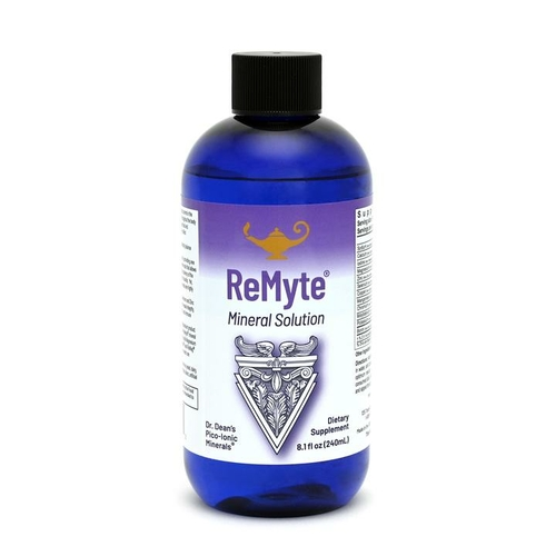 ReMyte - Minerallösung   Dr. Dean´s piko-ionische Multimineral-Lösung - 240ml