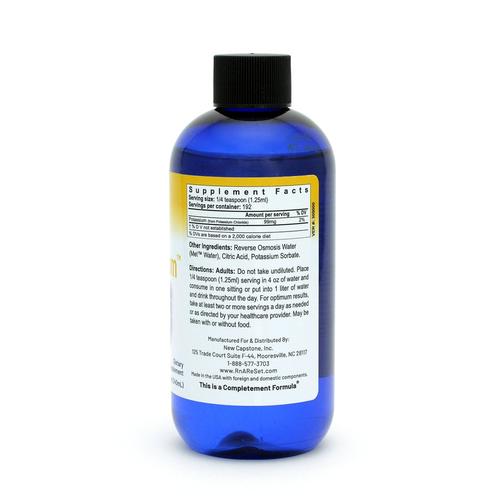 Pico Potassium - Kalium-Lösung | Dr. Dean´s piko-ionisches flüssiges Kalium - 240ml