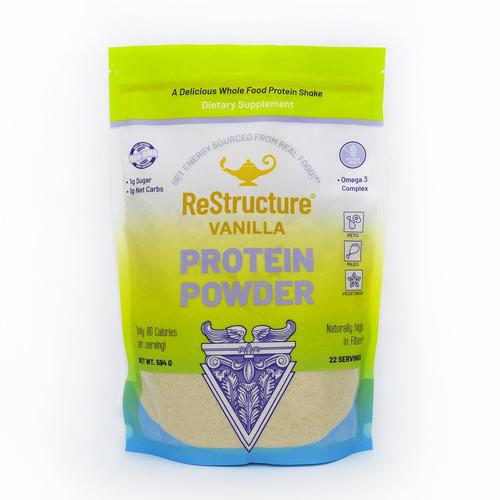 ReStructure - Proteinpulver - Vanille