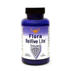 Flora ReVive Lite - Probiotika aus Torf - Kapseln